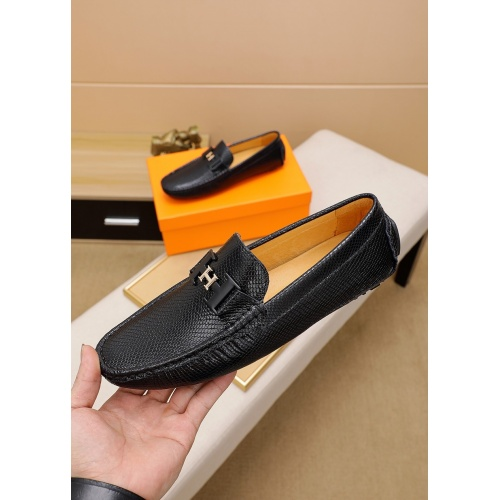 Hermes Leather Shoes For Men #848120