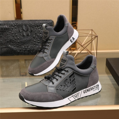 Armani Casual Shoes For Men #848156
