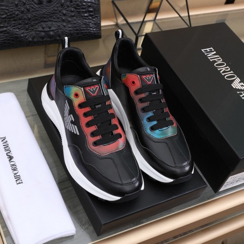 Armani Casual Shoes For Men #848208
