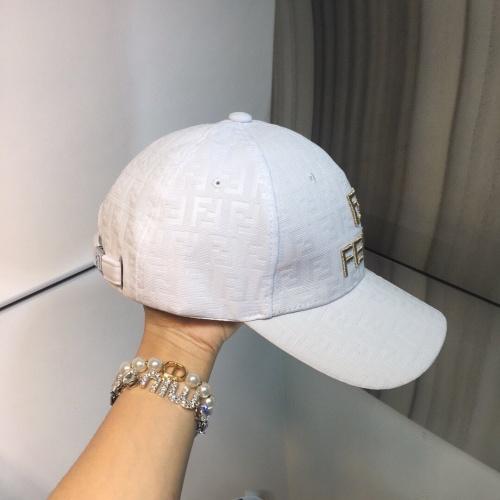 Replica Fendi Caps #848255 $32.00 USD for Wholesale