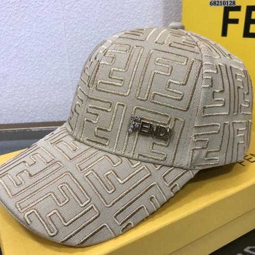 Fendi Caps #848345
