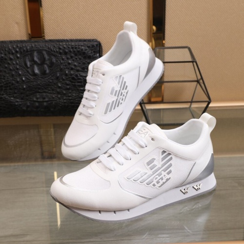 Armani Casual Shoes For Men #848394