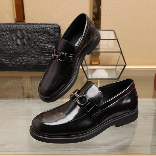 Ferragamo Leather Shoes For Men #848437