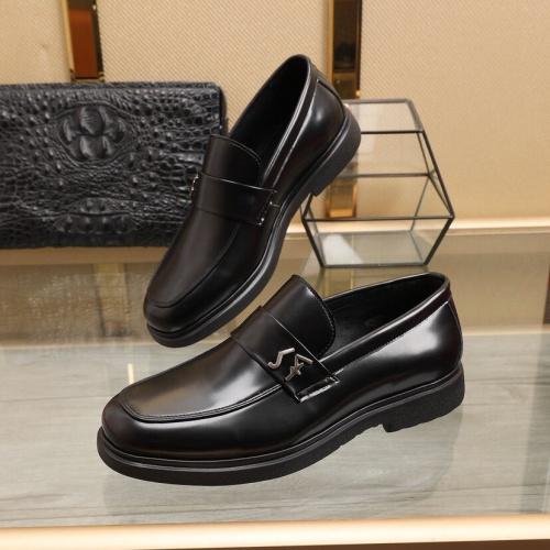 Ferragamo Leather Shoes For Men #848439