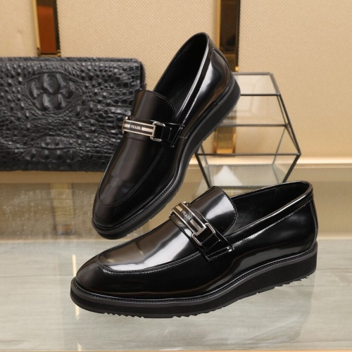 Prada Leather Shoes For Men #848442