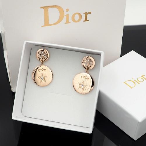 Christian Dior Earrings #848484
