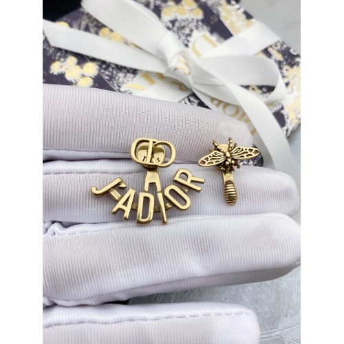 Christian Dior Earrings #848486 $27.00 USD, Wholesale Replica Christian Dior Earrings