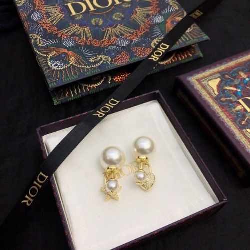 Christian Dior Earrings #848507 $36.00 USD, Wholesale Replica Christian Dior Earrings