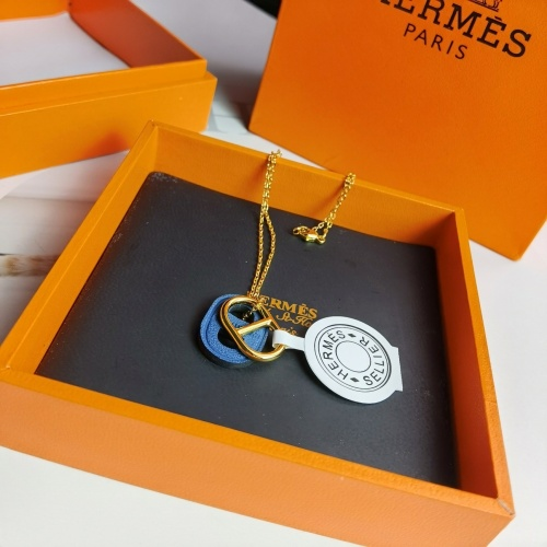 Hermes Necklace #848594