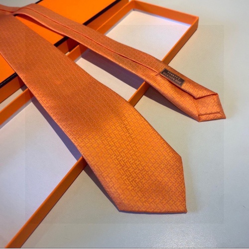 Replica Hermes Necktie #848814 $40.00 USD for Wholesale