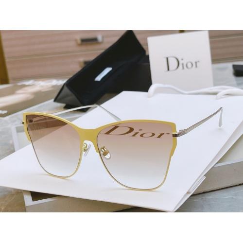 Christian Dior AAA Quality Sunglasses #848831
