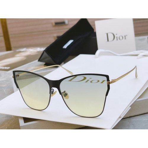Christian Dior AAA Quality Sunglasses #848832