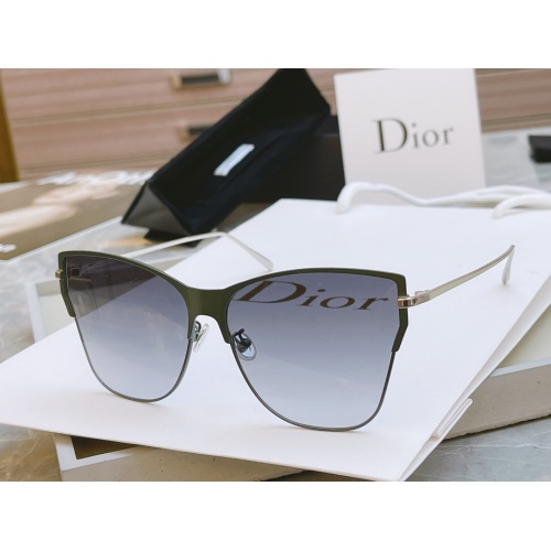 Christian Dior AAA Quality Sunglasses #848834