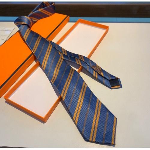 Replica Hermes Necktie #848838 $40.00 USD for Wholesale