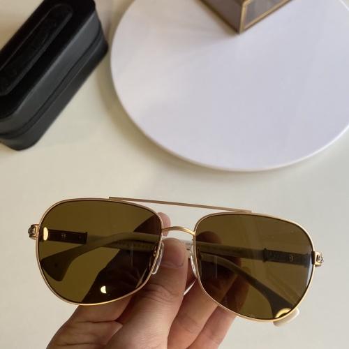 Chrome Hearts AAA Quality Sunglasses #848850