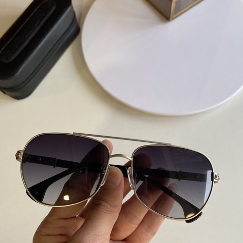 Chrome Hearts AAA Quality Sunglasses #848851