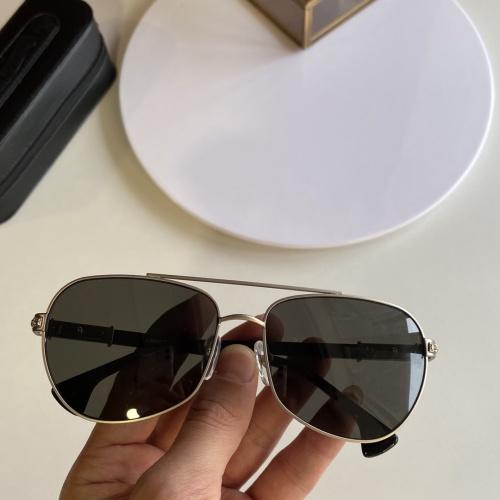 Chrome Hearts AAA Quality Sunglasses #848852