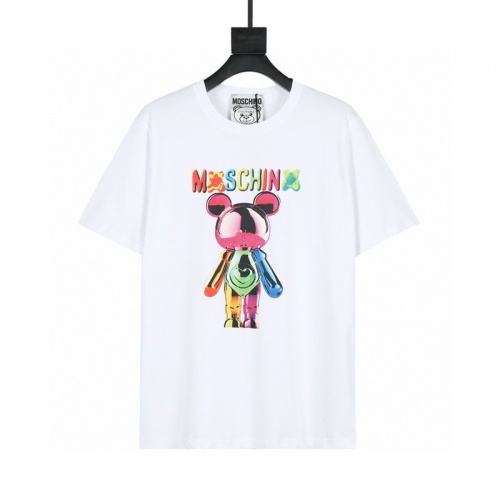 Moschino T-Shirts Short Sleeved For Men #849066