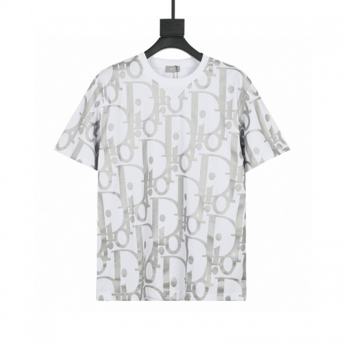 Christian Dior T-Shirts Short Sleeved For Men #849097