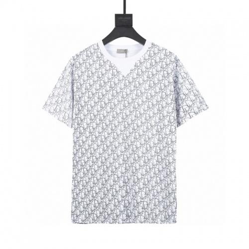 Christian Dior T-Shirts Short Sleeved For Men #849099