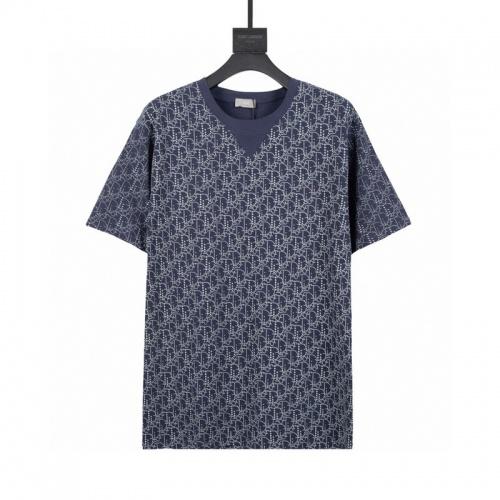 Christian Dior T-Shirts Short Sleeved For Men #849100