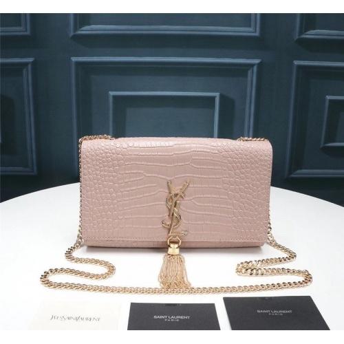 Yves Saint Laurent YSL AAA Messenger Bags For Women #849187