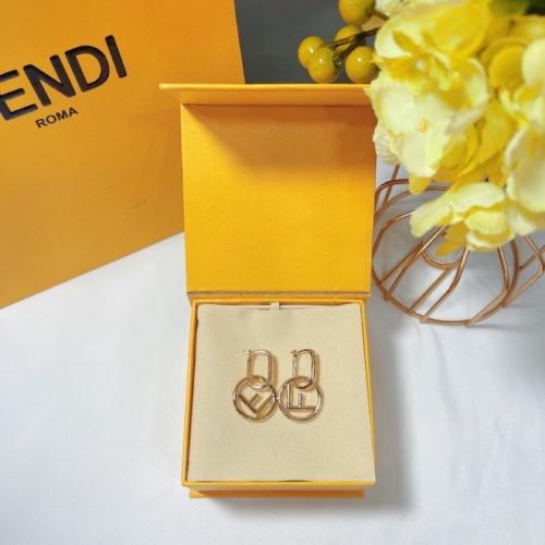Fendi Earrings #849289