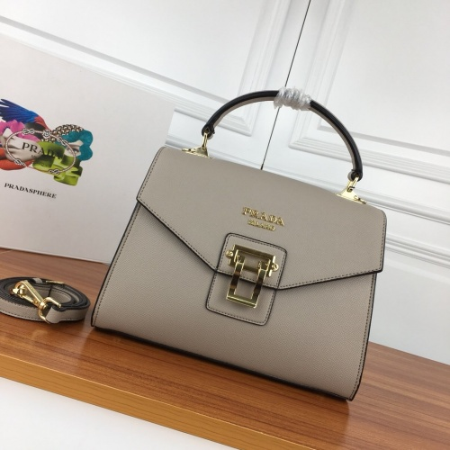 Prada AAA Quality Messeger Bags For Women #849343