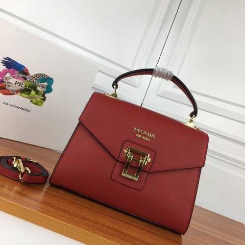 Prada AAA Quality Messeger Bags For Women #849344