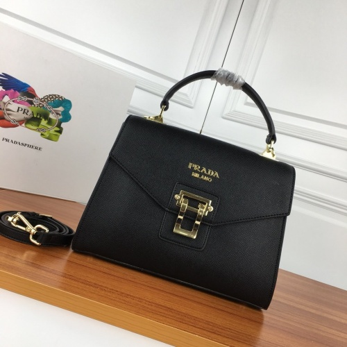 Prada AAA Quality Messeger Bags For Women #849345 $100.00 USD, Wholesale Replica Prada AAA Quality Messeger Bags