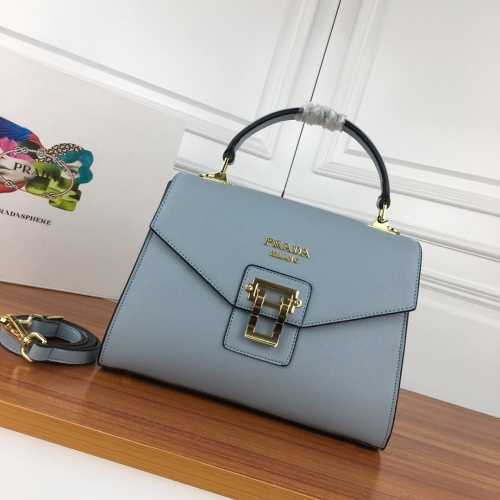 Prada AAA Quality Messeger Bags For Women #849346