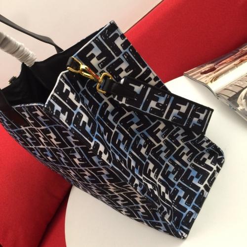Replica Fendi AAA Quality Handbags For Women #849364 $100.00 USD for Wholesale