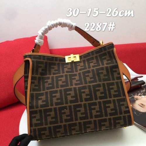 Fendi AAA Quality Handbags For Women #849368