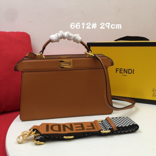 Fendi AAA Quality Handbags For Women #849383