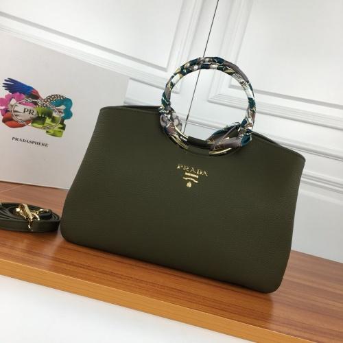 Prada AAA Quality Handbags For Women #849441