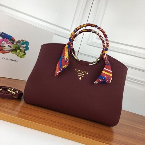Prada AAA Quality Handbags For Women #849442
