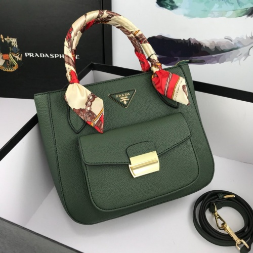 Prada AAA Quality Handbags For Women #849445