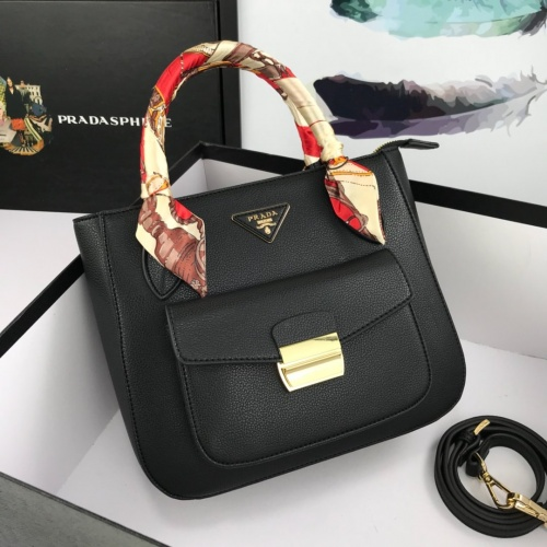 Prada AAA Quality Handbags For Women #849446