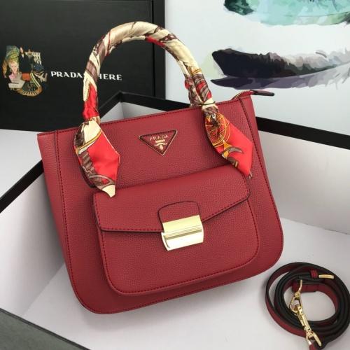 Prada AAA Quality Handbags For Women #849447