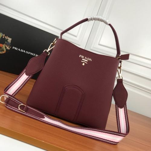 Prada AAA Quality Handbags For Women #849448
