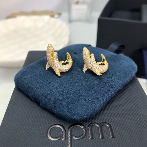 apm Monaco Earrings #849478