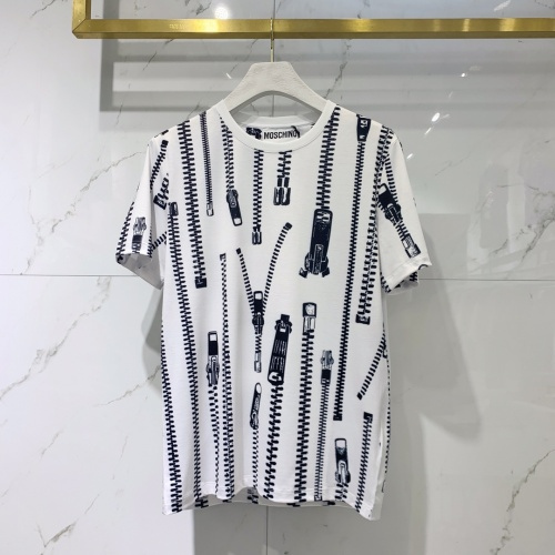 Moschino T-Shirts Short Sleeved For Men #849571