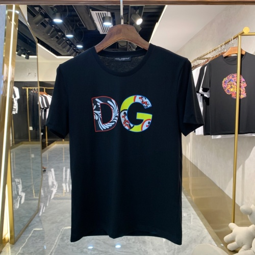 Dolce & Gabbana D&G T-Shirts Short Sleeved For Men #849575