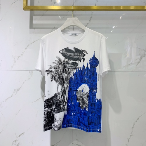 Valentino T-Shirts Short Sleeved For Men #849580