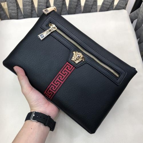 Versace AAA Man Wallets #849604