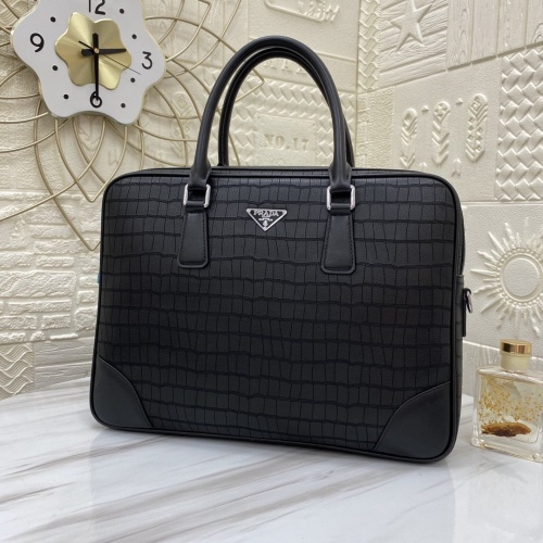 Prada AAA Man Handbags #849617
