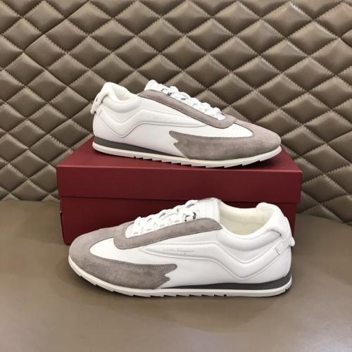 Ferragamo Salvatore FS Casual Shoes For Men #849636