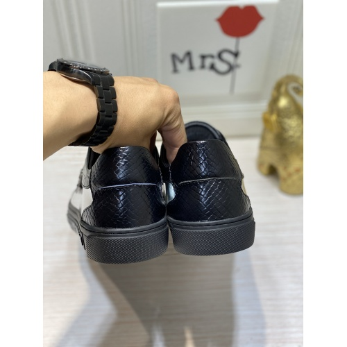 Replica Philipp Plein PP Casual Shoes For Men #849650 $85.00 USD for Wholesale
