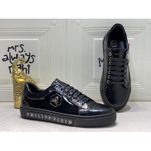 Philipp Plein PP Casual Shoes For Men #849653 $85.00 USD, Wholesale Replica Philipp Plein Shoes