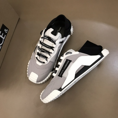 Dolce & Gabbana D&G Casual Shoes For Men #849743